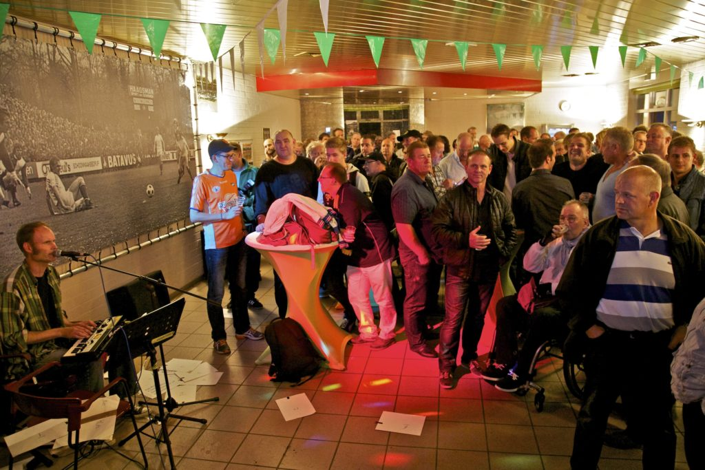 journalistieke fotograaf reportage interview muzikant Meindert Talma Groninger