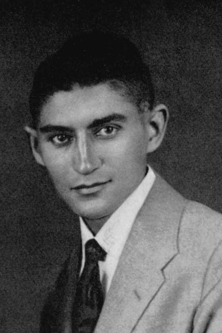Frans Kafka krachtig verhaal